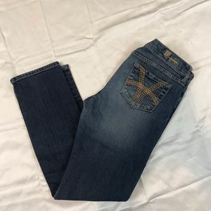 Kut from the Kloth straight leg women's jeans Sz 6